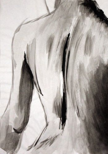 marleen drenth menselijk lichaam peinture nu pinterest id e dessin nus et croquis. Black Bedroom Furniture Sets. Home Design Ideas