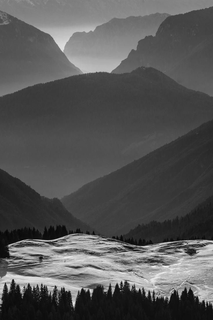 Mountains by Lorenzo Refrigeri on 500px