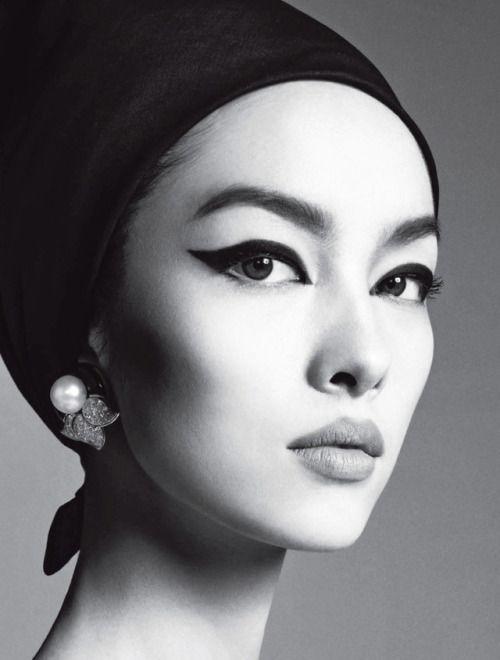 lelaid:  Fei Fei Sun in Fei Fei for Vogue Italia January…