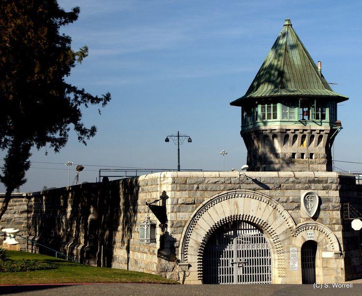 https://flic.kr/p/5UJqsS | East Gate At  Folsom State Prison