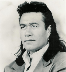 "Branscombe Richmond; Native American Actor. Old TV series ""Renagade"", Stuntman, Singer & Musician."