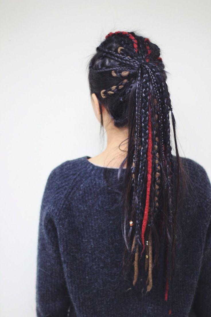 48 Best Images About Asian Dreadlocks On Pinterest