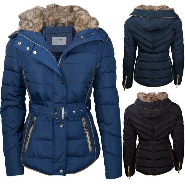 Genial steppjacken damen winter