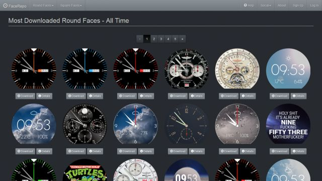 How to make custom Moto 360 watch faces with Facer