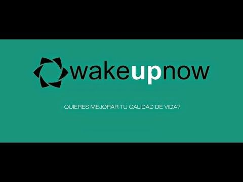 Wakeupnow   Explicacion en 5 minutos