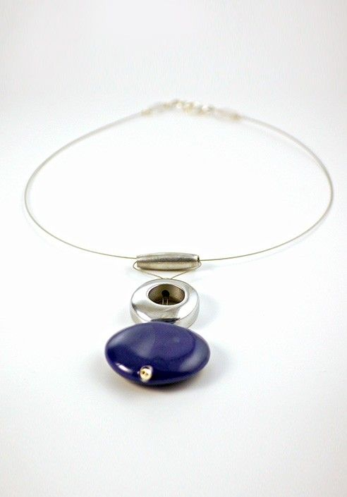 """Necklace in onyx """"sofia""""  MADE IN ITALY  Shop now on www.dezzy.it"""
