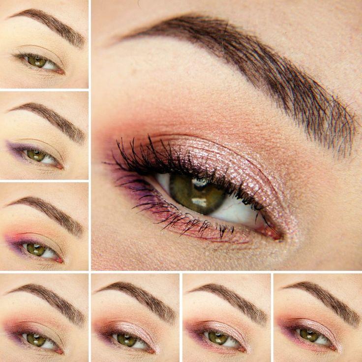 Modny makijaż na sezon wiosna - lato 2017, który wykonacie przy użyciu paletki Makeup Revolution New Trals vs. Neutrals - http://www.perfumesco.pl/katalog/?c=1299&m=33656&p=1&s=-popularnosc.