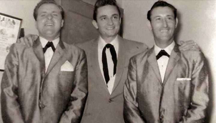 Johnny Cash & The Tenneesse Two - 1955