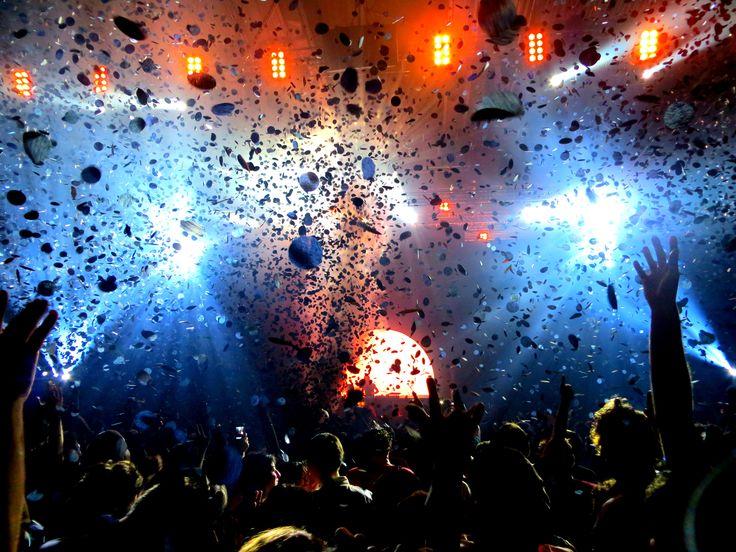 Barselona - Sonar Elektronik Müzik Festivali