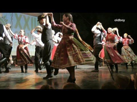 Jászság Népi Együttes - Kalotaszegi táncok - YouTube