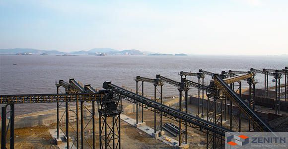 Large-scale EPC project - Zhoushan 1500-1800 tons of tuff production line test run successful