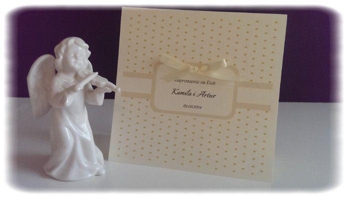 MODERN Zaproszenia ślubne ~KWADRATOWE~ (4967290785) - Allegro.pl - Więcej niż aukcje.