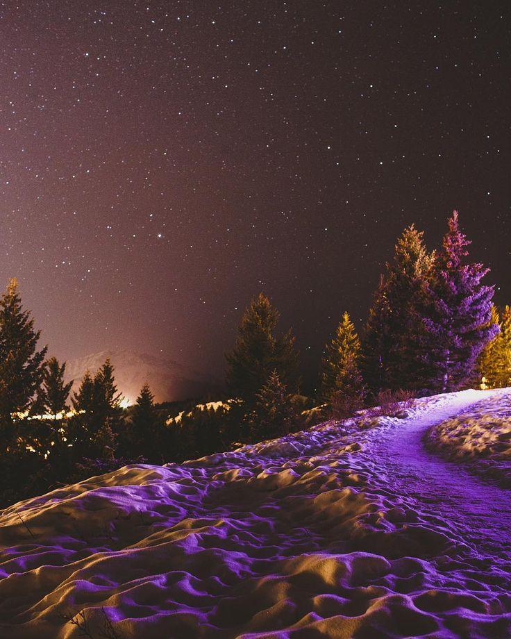 Rachel Barkman, Vancouver, BC - Christmas lights