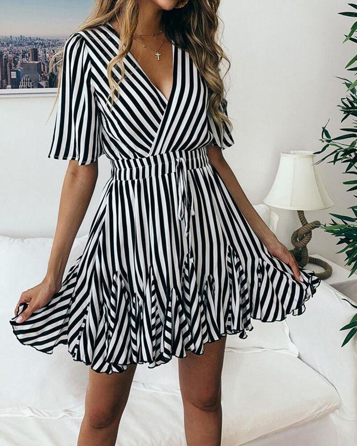21+ Short sleeve casual dresses ideas ideas