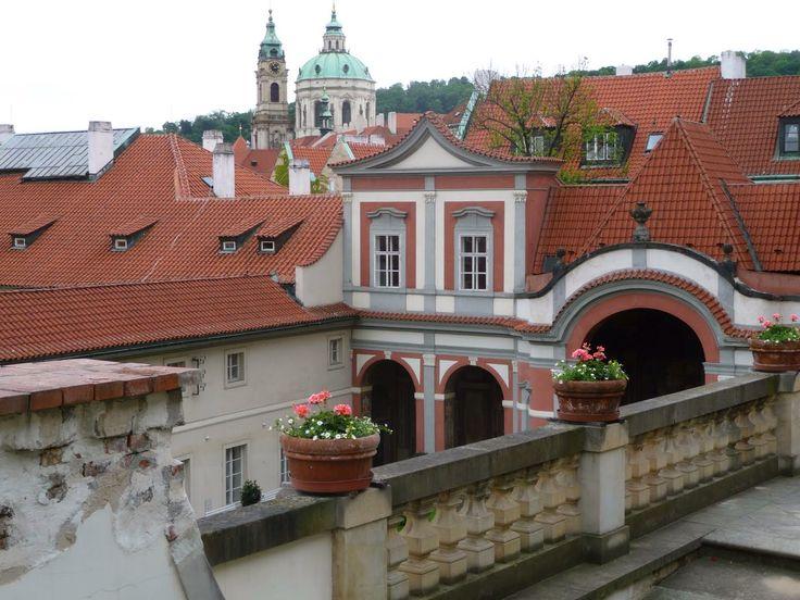 Praha - Kralovske zahrady