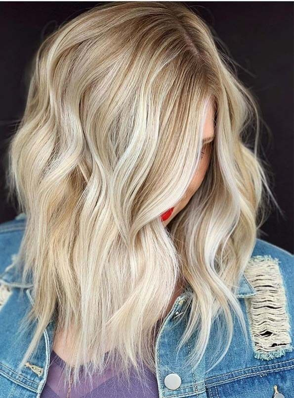 Gorgeous Balayage Hair Color Trends for Women in 2019
