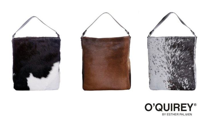 NEW | O'Quirey Soho Bag by Esther Palmen is back in stock and now available in multiple colors! Available in stores or shop online: www.oquirey.com ‪#‎OQuirey #Bag