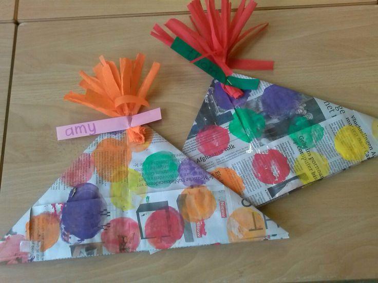 1000 idee n over peuter verjaardagsfeestjes op pinterest for Gekleurd papier action