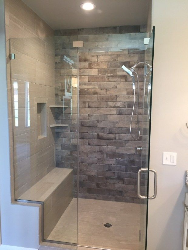 94 Beautiful Tile Accent Wall In Shower With Images Best