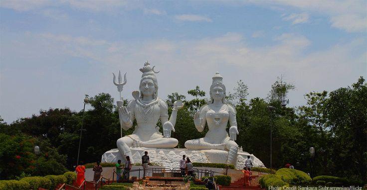 Kailasagiri Hill Park, Visakhapatnam, India