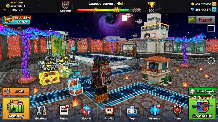 Pixel Gun 3D LIVE Gameplay - YouTube Gaming https://gaming.youtube.com/c/RandomVanWinkle/live