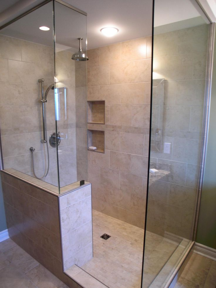 Small Walk In Showers Without Doors | Shower Design Ideas Cloakroom Ideas  These Walk In Part 80