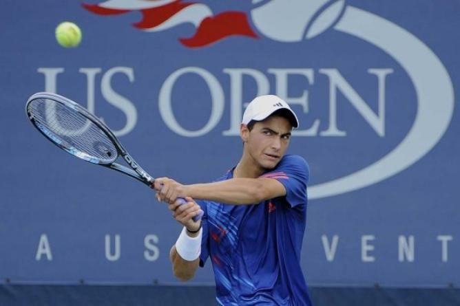 American teen Noah Rubin impresses in ATP Tour debut