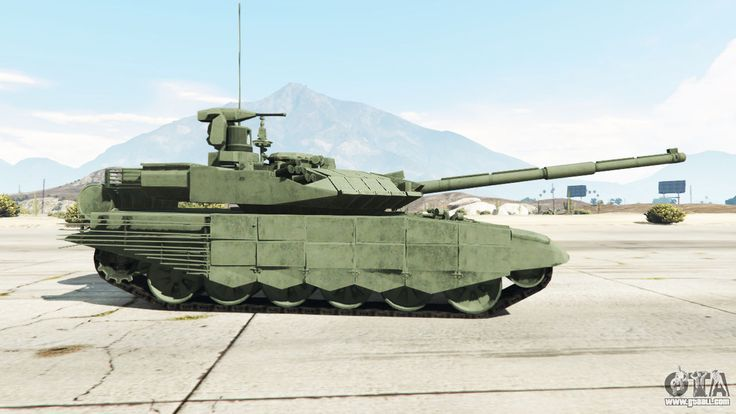 T-90MS for GTA 5