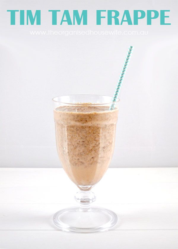 {Thermomix} Tim Tam Frappe