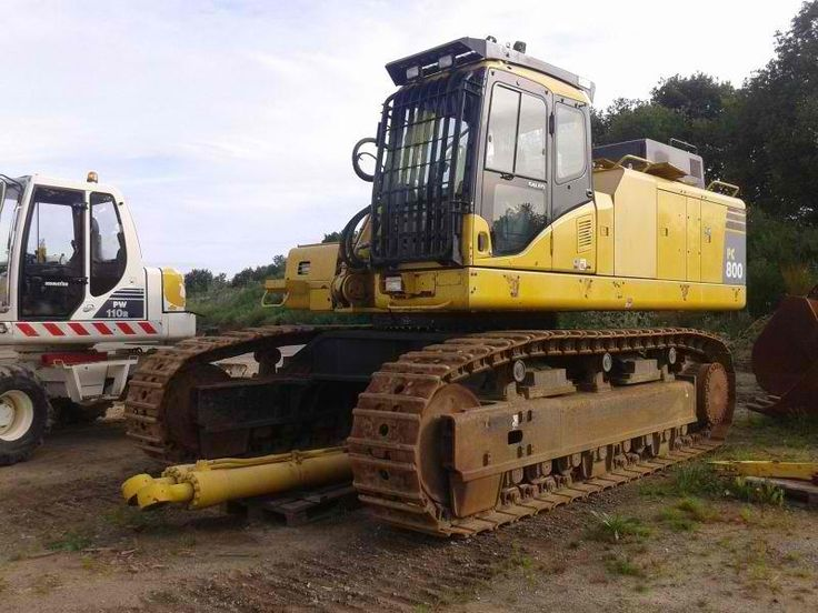 We sell cheap Excavator Komatsu PC800-8 Second Hand. Manufacture year: 2009. Working hours: 5145. Air Conditioning. Camera Excellent running condition. Ask us for price. Reference Number: AC3657. Baurent Romania.
