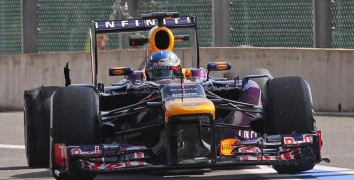 Vettel domina in Belgio, ma uno strepitoso Alonso arriva secondo