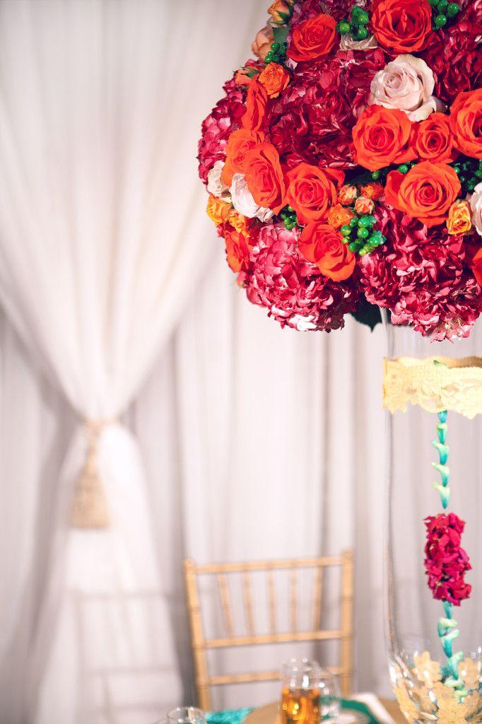 floral arrangements aura design