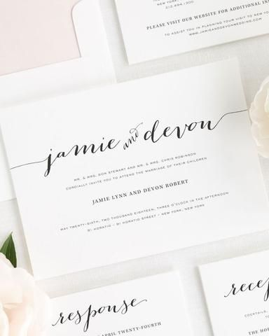 Best Places For Wedding Invitations Online