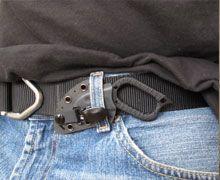 Talon Knife Beltloop Carry