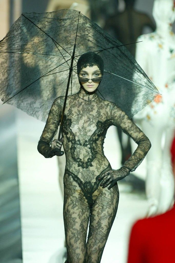 Jean Paul Gaultier's Greatest Hits: Jean Paul Gaultier RTW Fall 2003