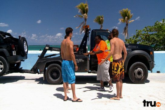 South Beach Tow Cast Real Names