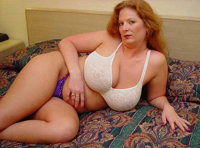 Ginger Female Fat Admirer 100