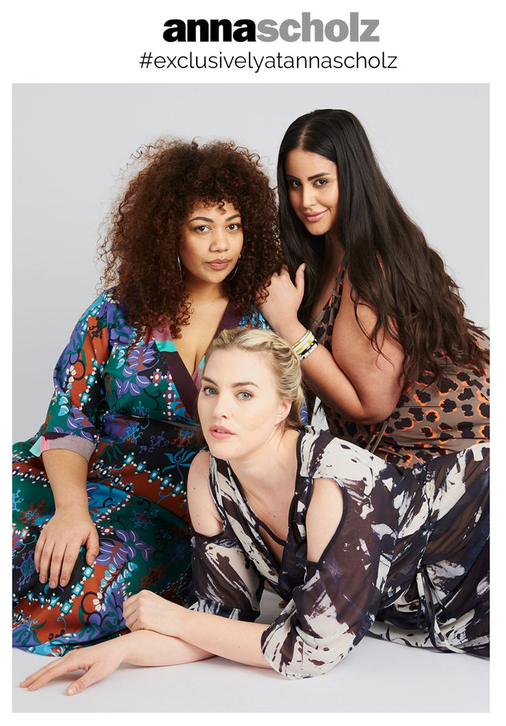 Maxi dresses plus size vacation style by www.annascholz.com Olivia Campbell & Bishamber Das & Anna from Milk