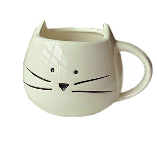 bel gatto animale porcellana tazza di ceramica sveglio tazza per il caffè/tè/caffè/latte/white water-