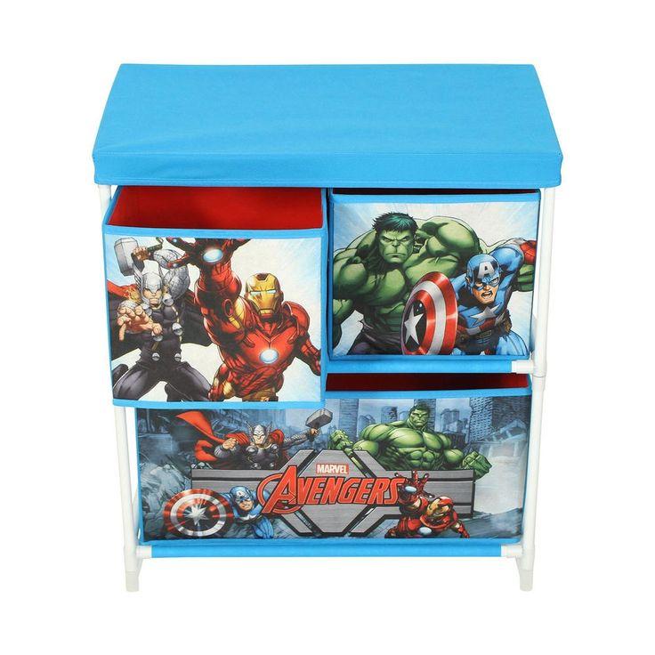 Marvel Avengers Bedroom Furniture | Bedroom Furniture | Pinterest ...