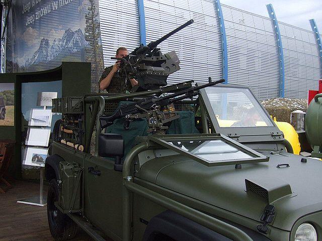 Jeep J8 Chrysler JGMS light patrol vehicle government military army sales jgms wheeled light tactical united states   by Jpl3k - Jipple28