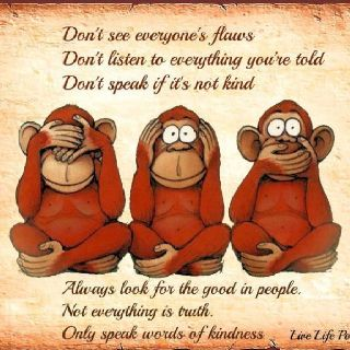 Monkeys are intelligent ..... :)