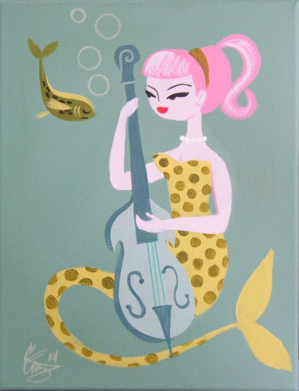 El Gato Gomez mermaids