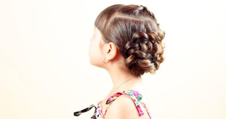 Обратная французская коса Змейка. Reverse french hair braid Zig Zag