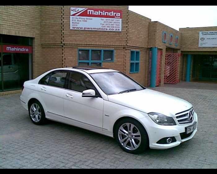 2011 MERCEDES-BENZ C CLASS SEDAN C 200K AVANTGARDE A/T , http://www.pwsmotors.co.za/mercedes-benz-c-class-sedan-c-200k-avantgarde-a-t-used-bethal-for-sale-mpumalanga-middelburg-johannesburg_vid_6175069_rf_pi.html