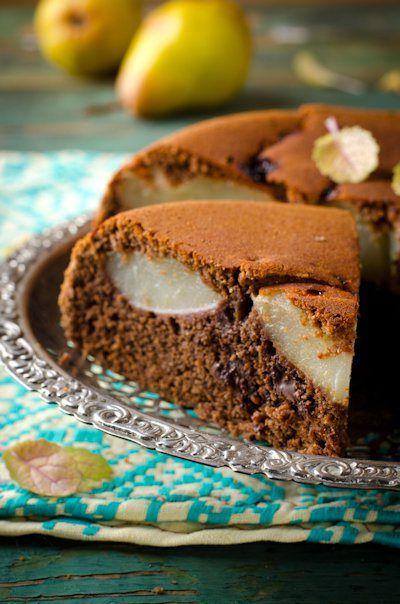 Choco Perentaartje | Sugarchallenge: 100% Suikervrij