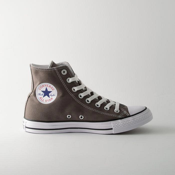 269a3eab49cfe Converse All Star Alte Grigie  converse  allstar  scarpe  sneakersconverse