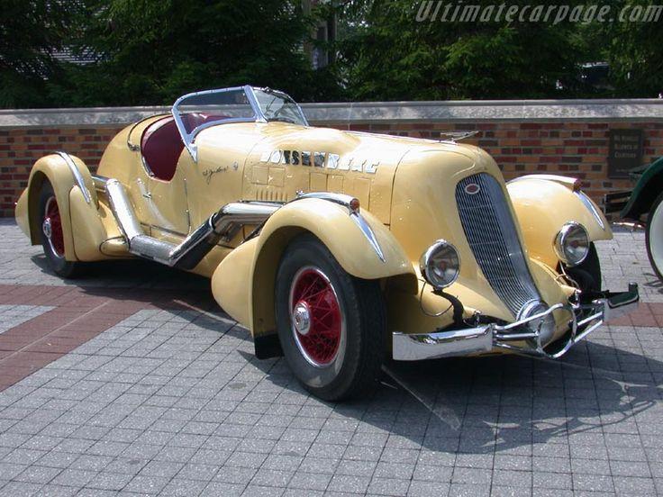 1934 Duesenberg model SJ Mormon Meteor Speedster...modeled after the great race car of the same name...                                                                                                                                                                                 More