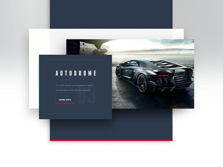 LAYERS | 4 Layout Trends on Dribbble — Muzli -Design Inspiration — Medium