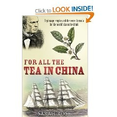 Great book about the origins of tea.